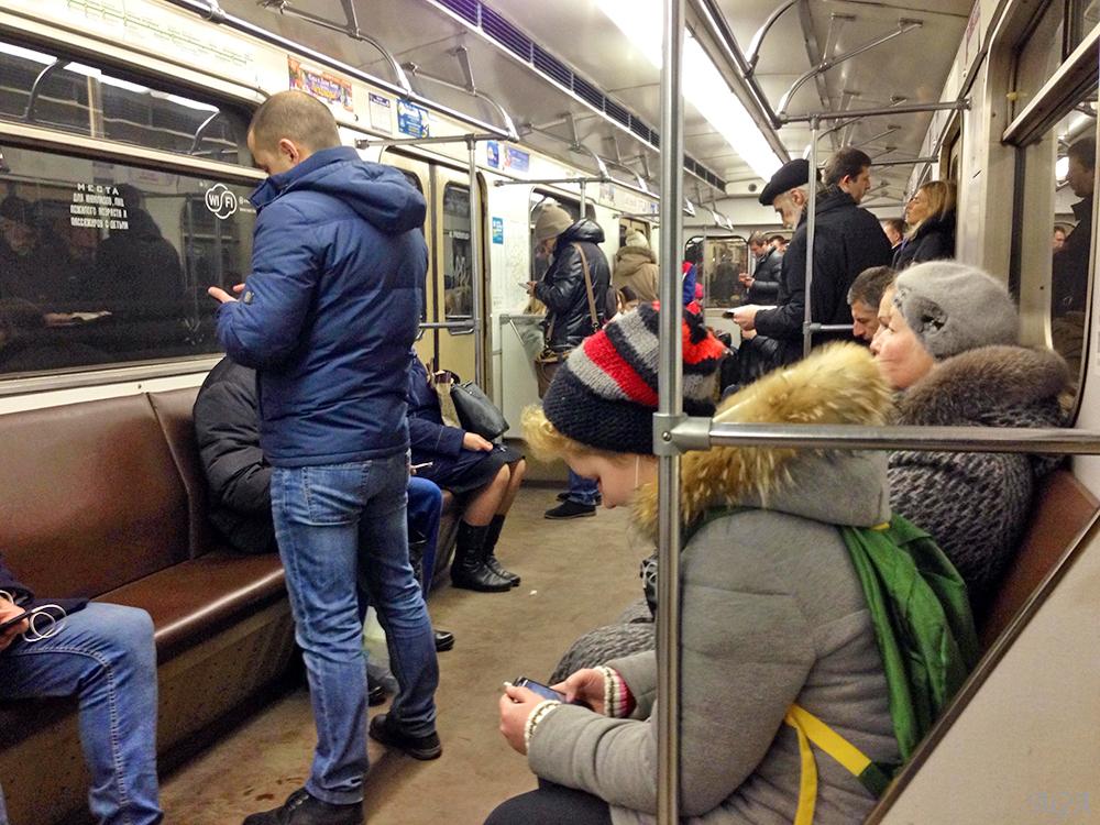 WI-Fi в метро