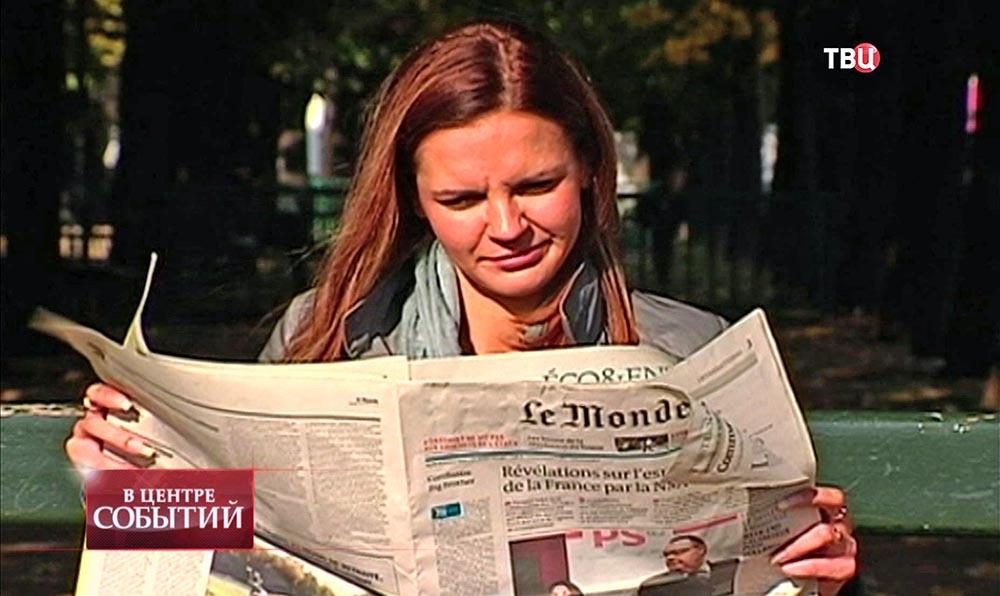 Западная пресса
