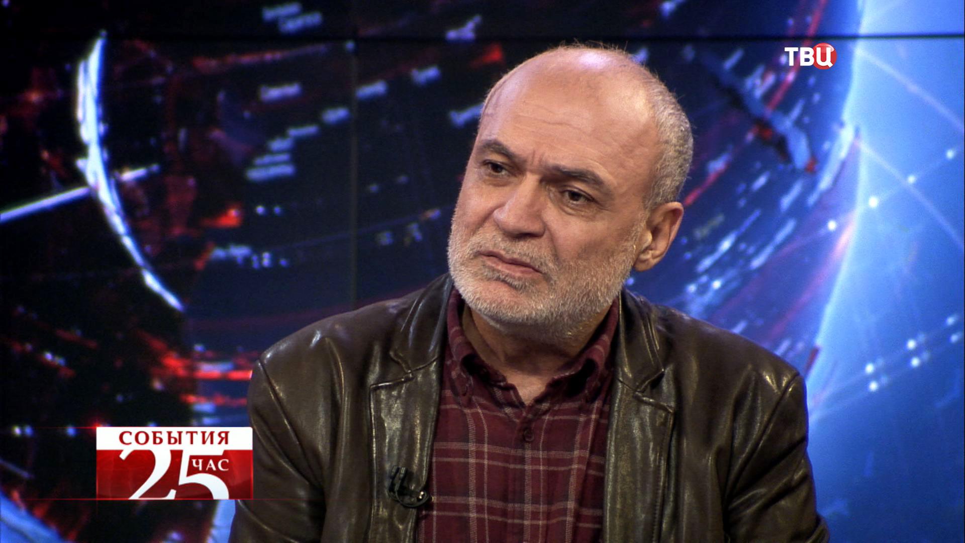 Андраник Мигранян, директор нью-йоркского представительства Института демократии и сотрудничества