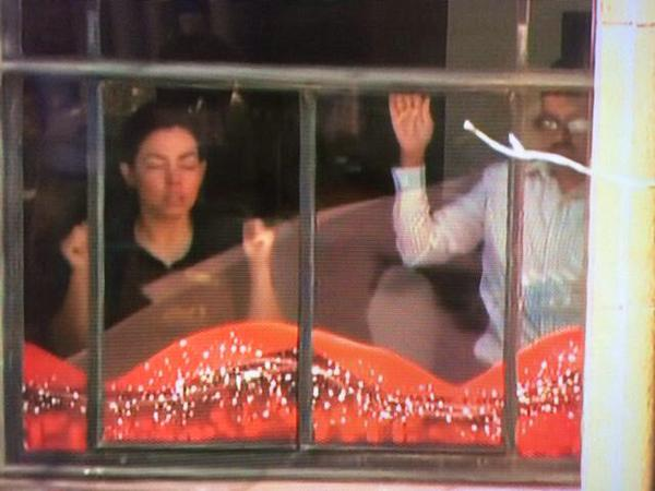 Заложники в кафе в Сиднее