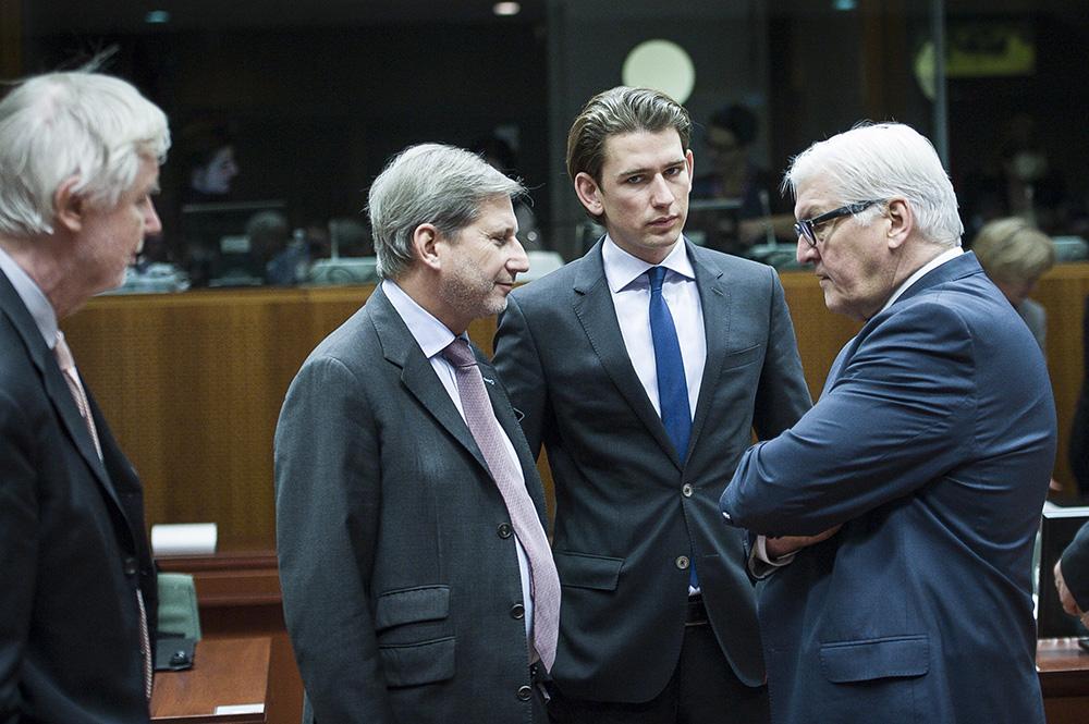 Совета министров иностранных дел ЕС