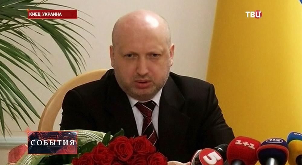 Александр Турчинов