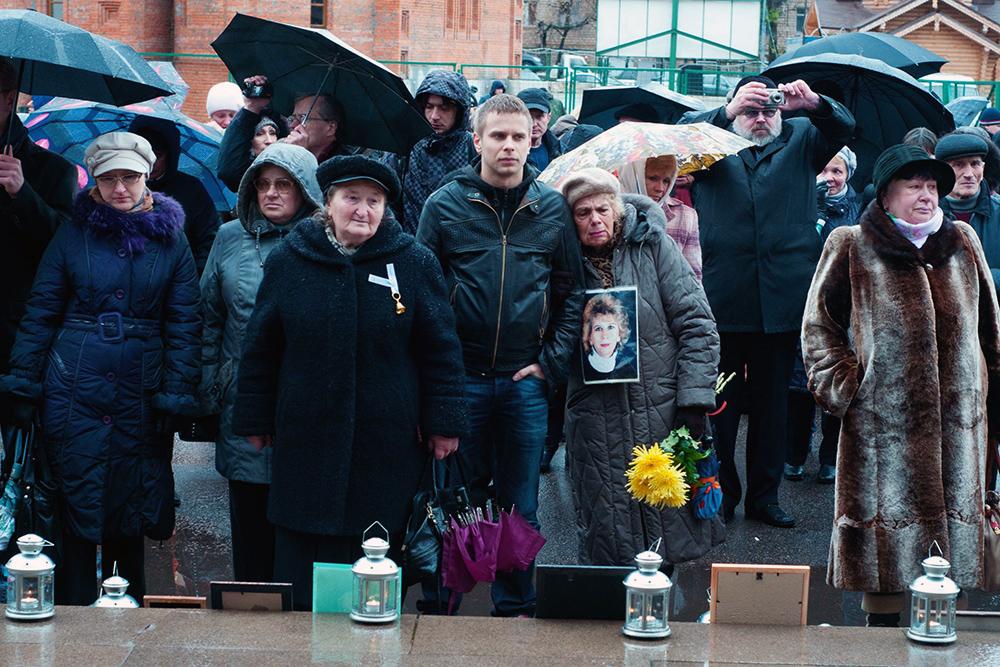 День памяти погибших в результате теракта на Дубровке
