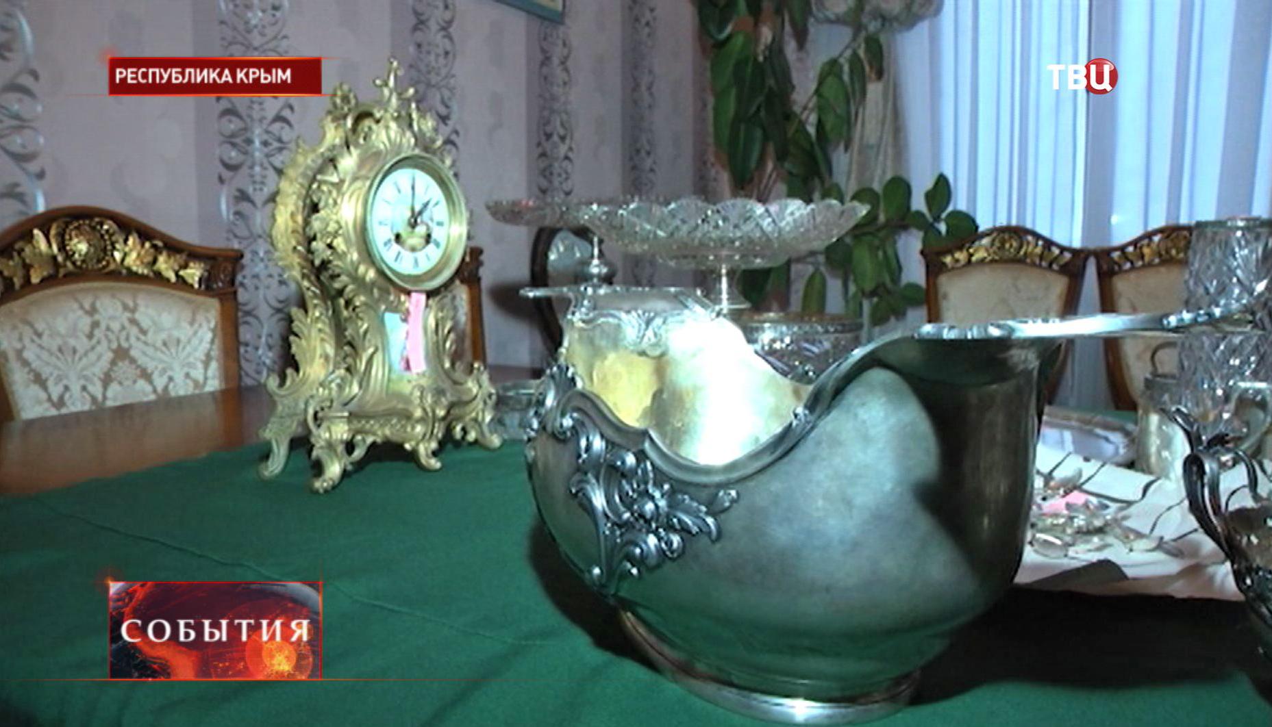 Клад в Ливадийском дворце