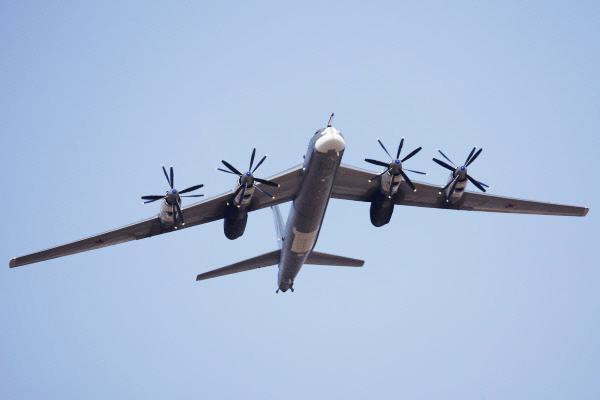 Тяжелый бомбардировщик-ракетоносец Ту-95МС