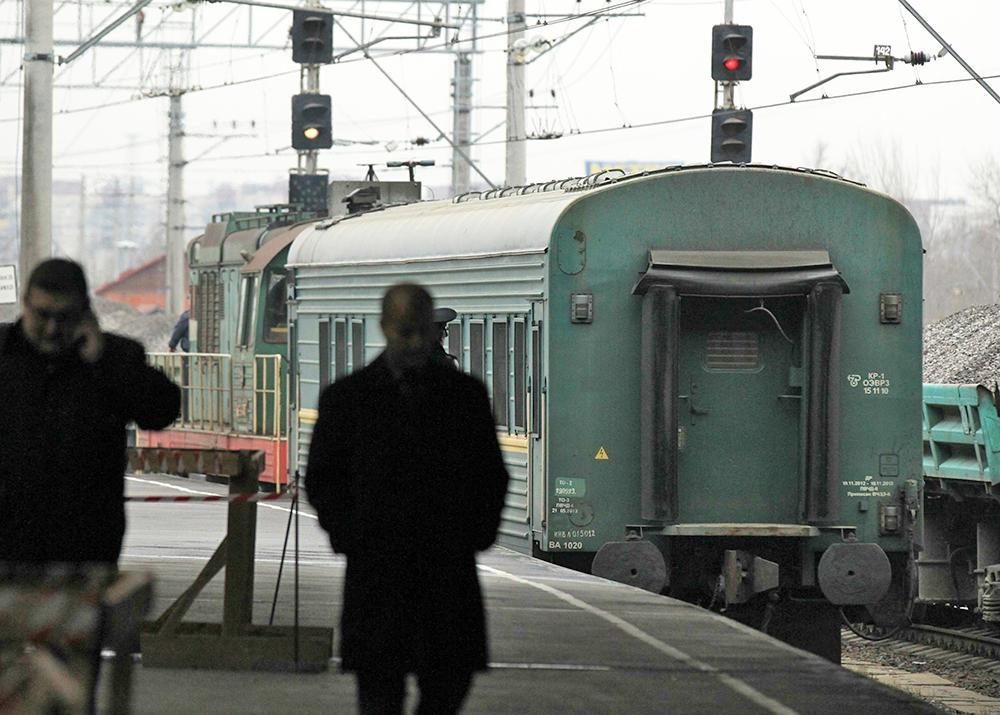 Дальний поезд
