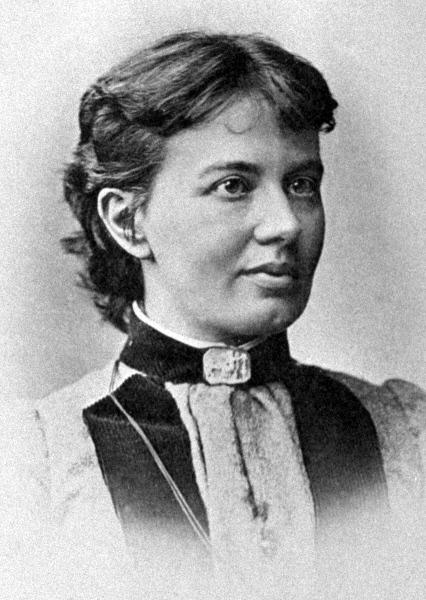 Русский математик, писатель и публицист Софья Ковалевская