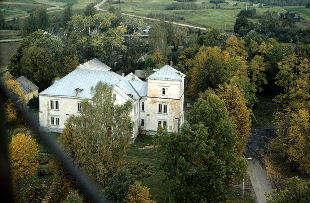 Дом, в котором родилась первая в мире женщина-профессор математики Софья Ковалевская