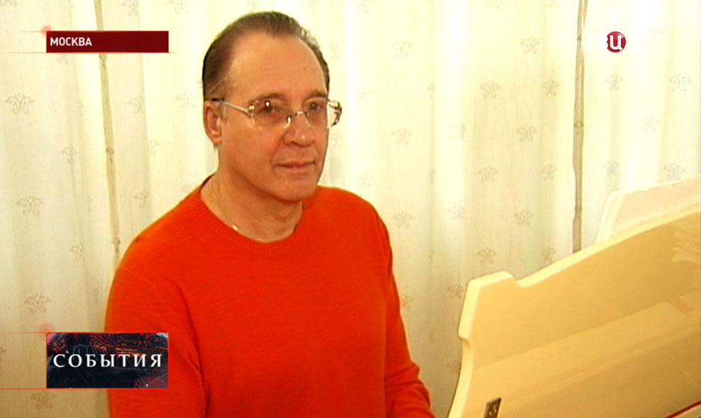 Композитор Максим Дунаевский
