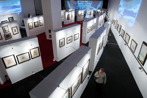 Выставка в ЦДХ