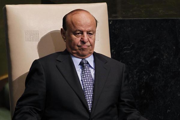 Президент Йемена Абд-Раббу Мансур Хади