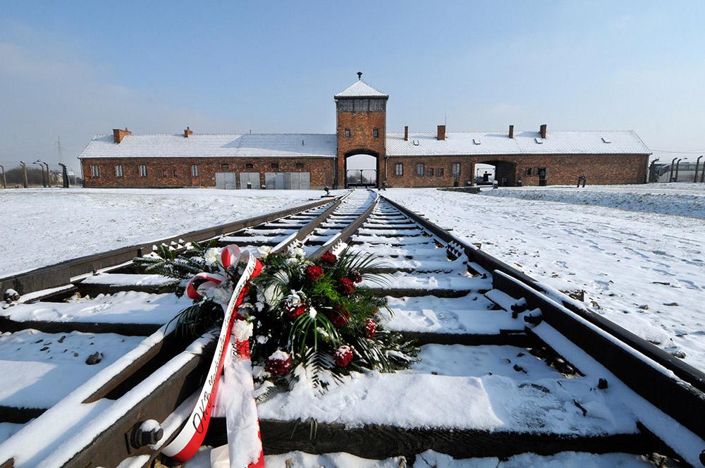 Железная дорога в Освенцим