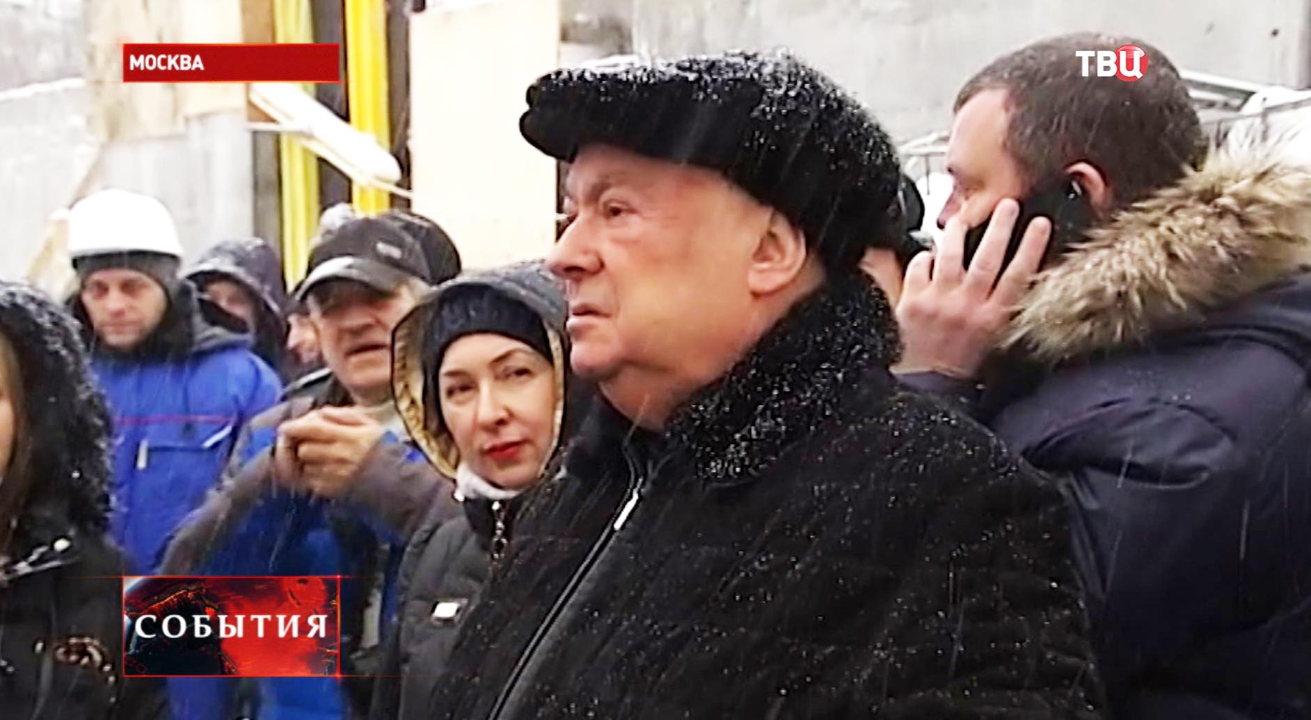 """Куратор городской программы """"200 храмов"""" Владимир Ресин"""