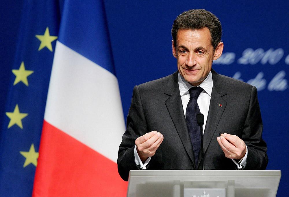 Экс-президент Франции Николя Саркози