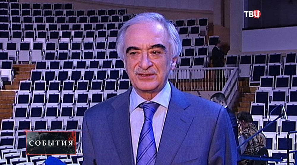 Посол Азербайджана в РФ Полад Бюльбюль оглы