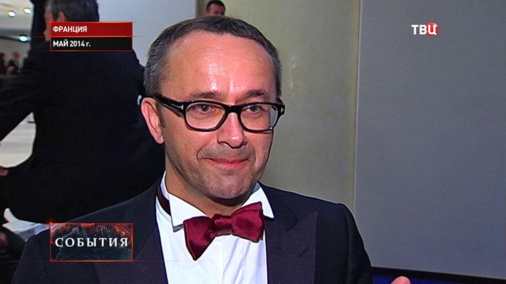 Кинорежиссёр Андрей Звягинцев
