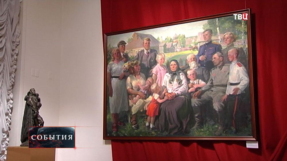 """Выставка """"И всё-таки мы победили"""" в Москве"""