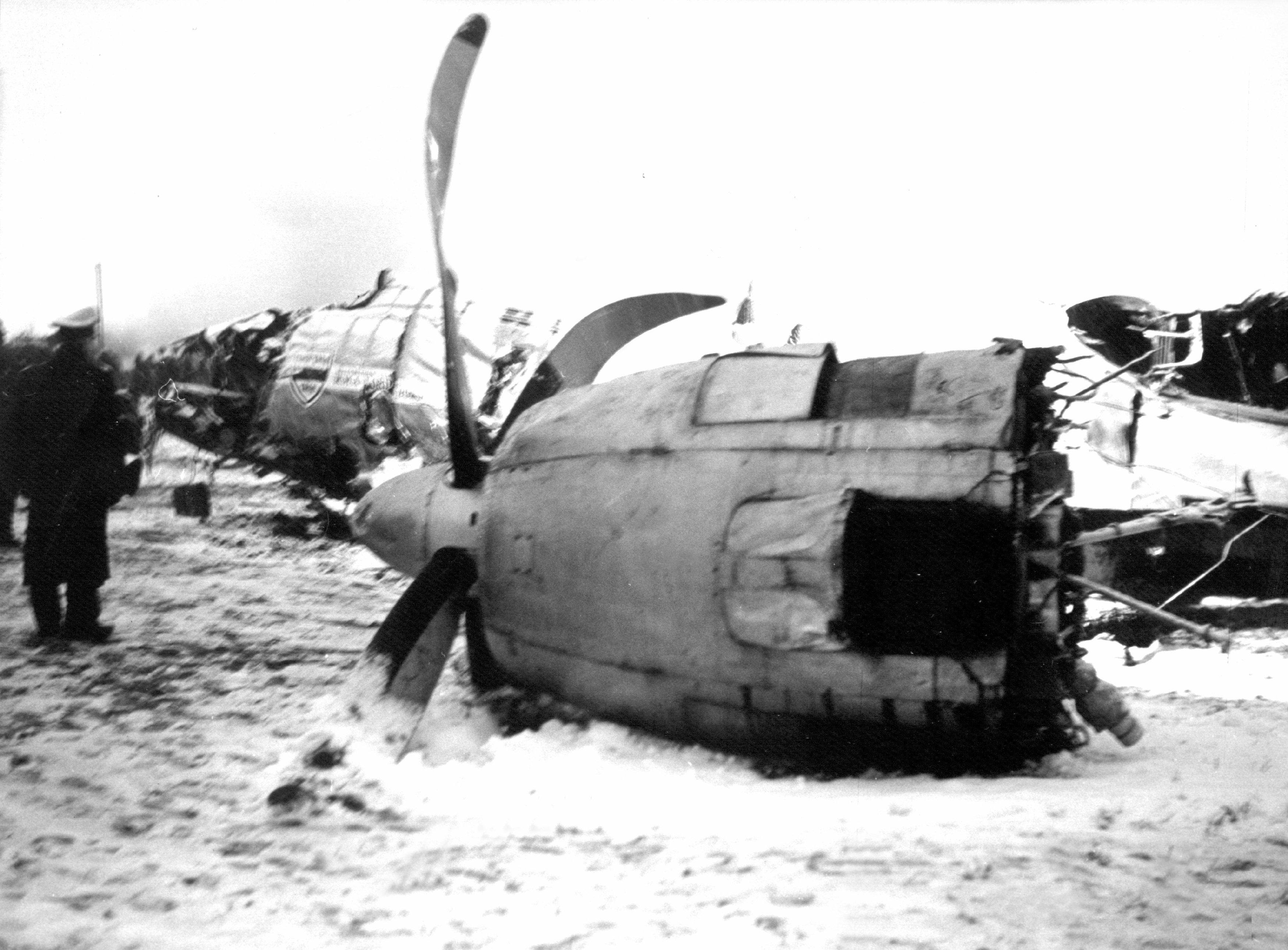 Авиакатастрофа манчестер юнайтед 1958 видео