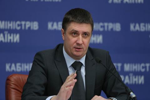 Вице-премьер, министр культуры Украины Вячеслав Кириленко