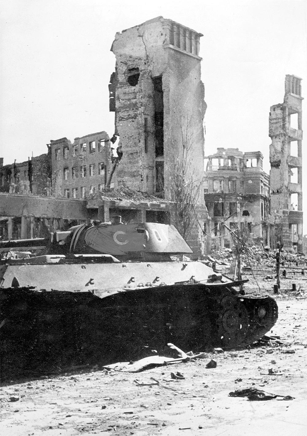 Оборона Сталинграда