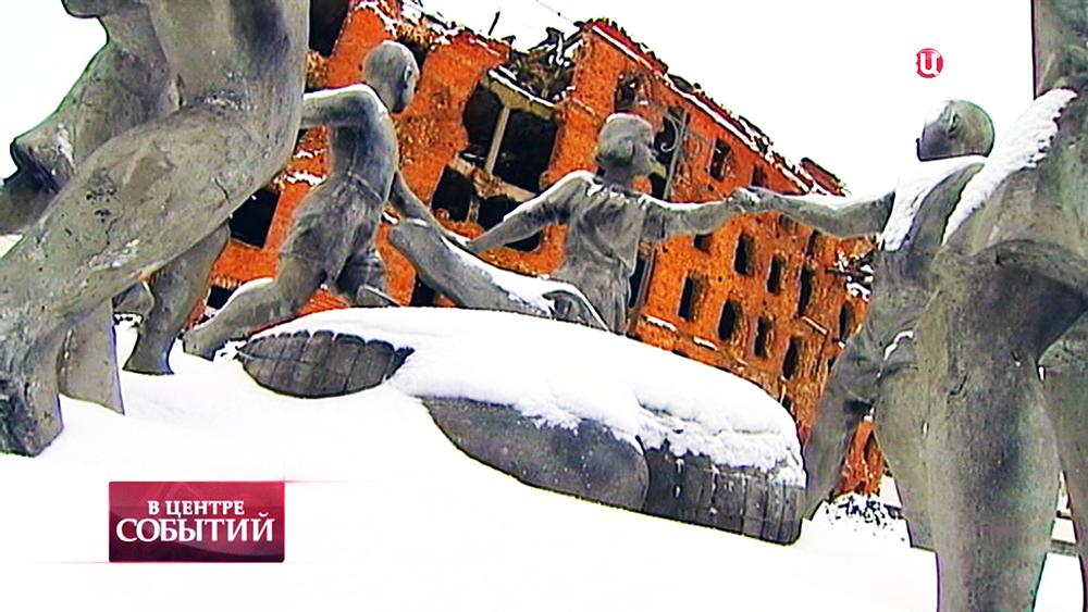 Паровая мельница в Волгограде