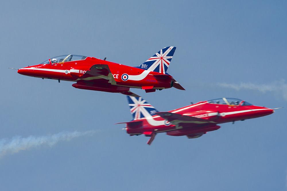 Истребители ВВС Великобритании