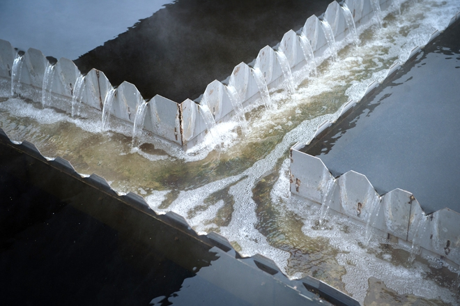 Курьяновские очистные сооружения АО «Мосводоканал»