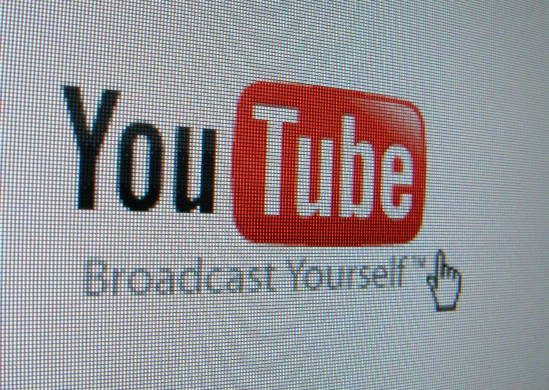 Логотип сервиса YouTube