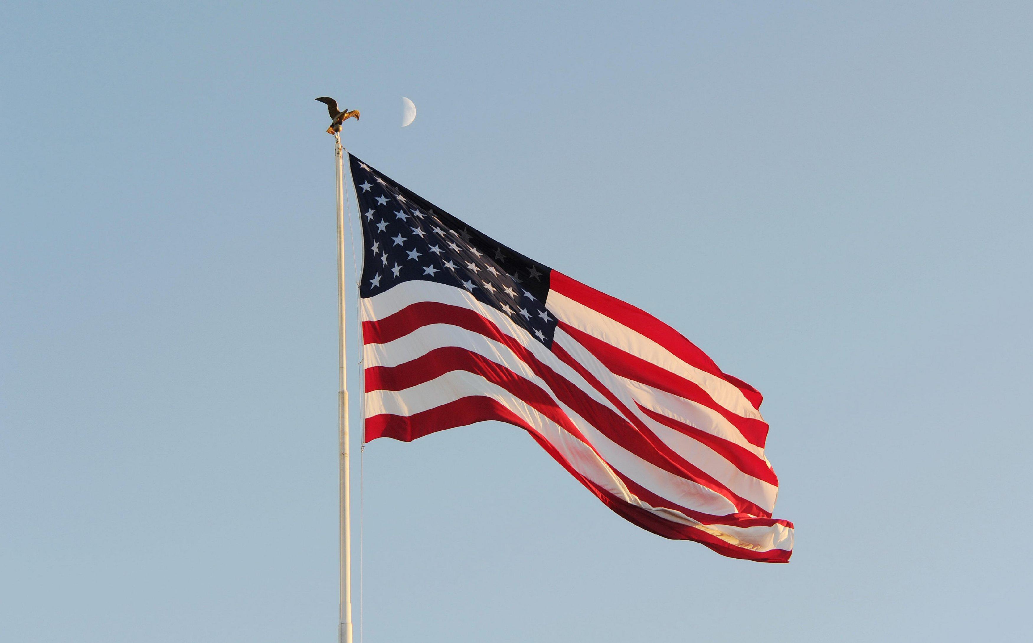 Флаг США