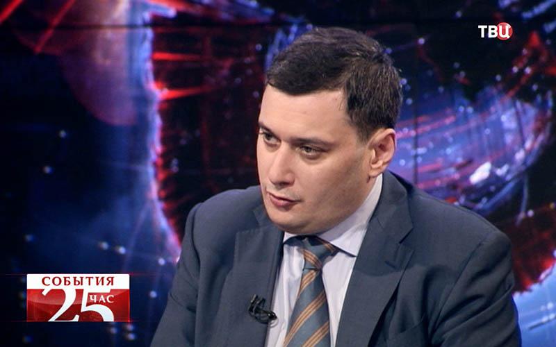Александр Хинштейн, заместитель председателя Комитета Госдумы РФ по безопасности и противодействию коррупции