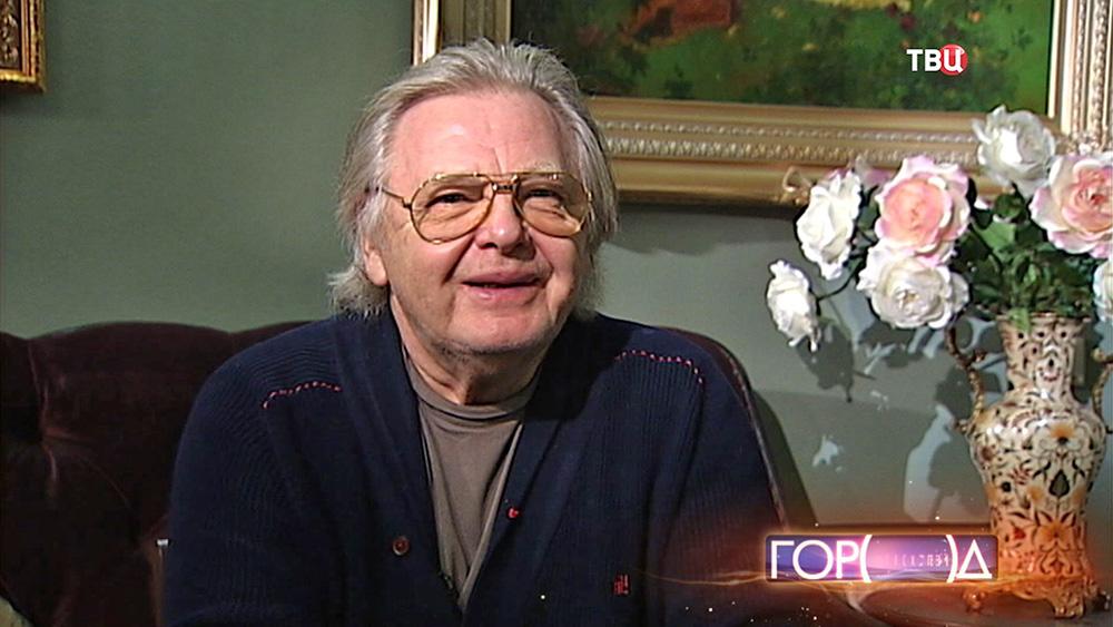 Певец, композитор Юрий Антонов