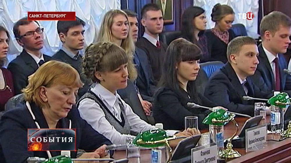 В Санкт-Петербургском госуниверситете вручили премии имени Анатолия Собчака