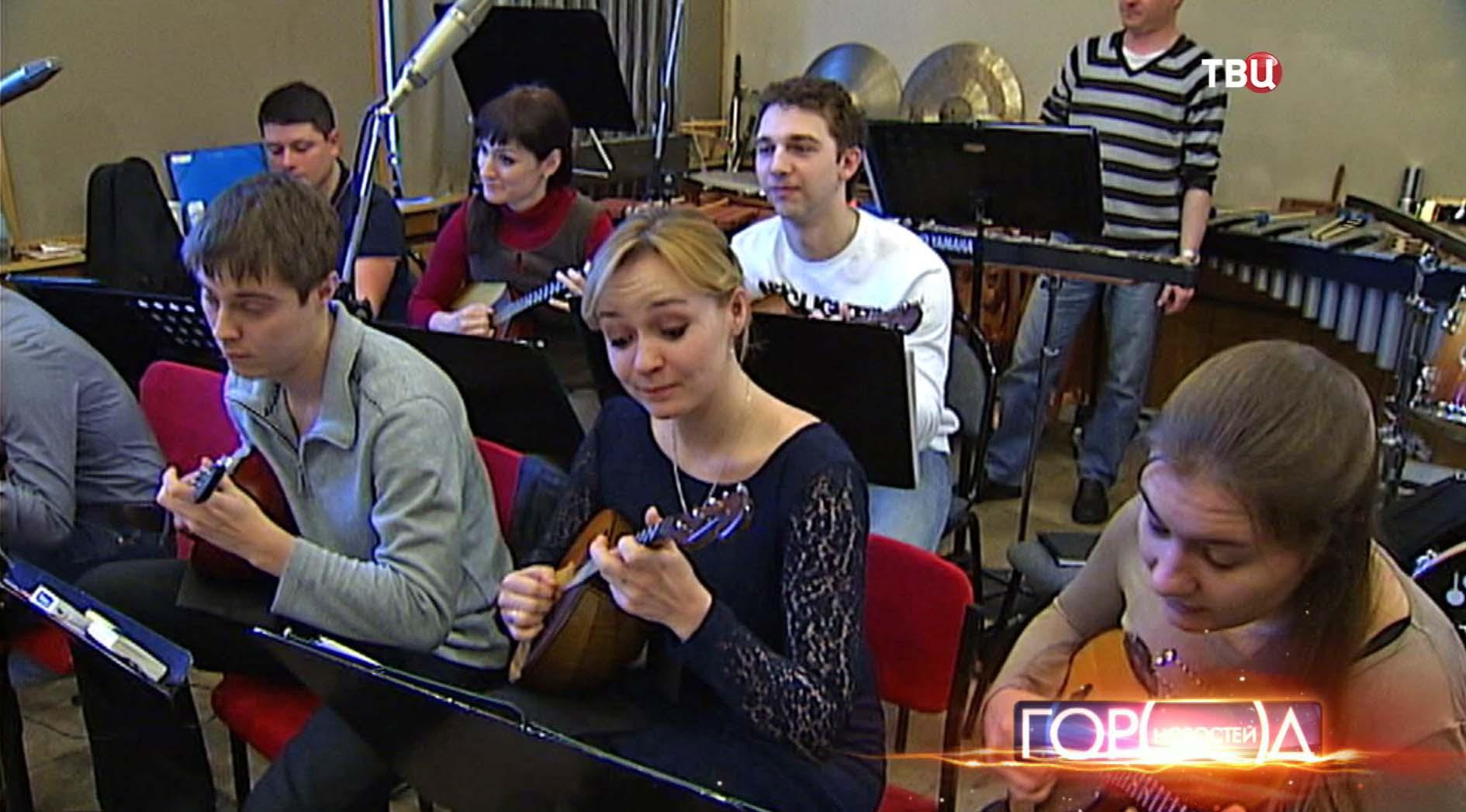 Русские музыканты