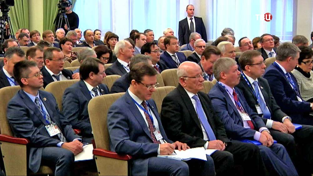 Парламентские слушания в Российском экономическом университете имени Плеханова