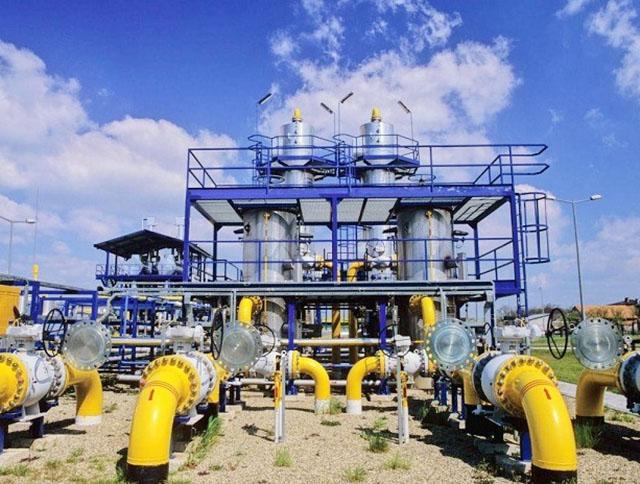 Газовый гамбит