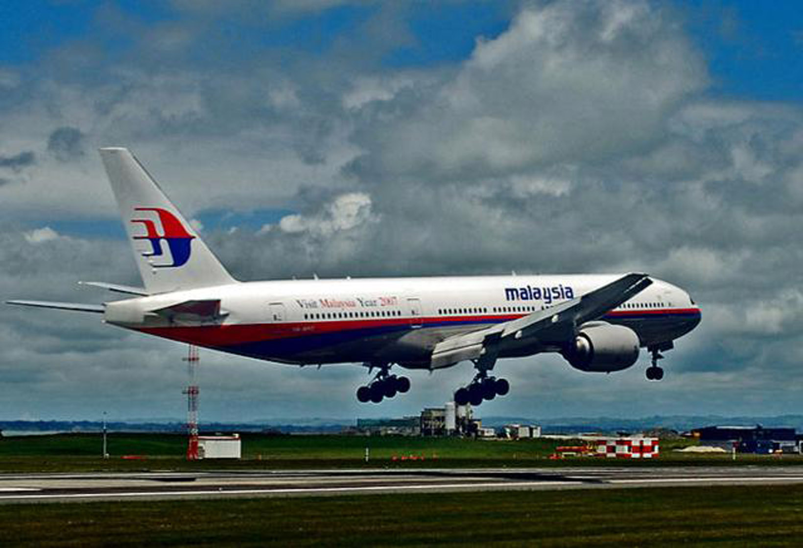 "Boeing ""Малазийских авиалиний"""