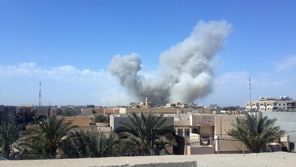 Военные действия на Ближнем востоке