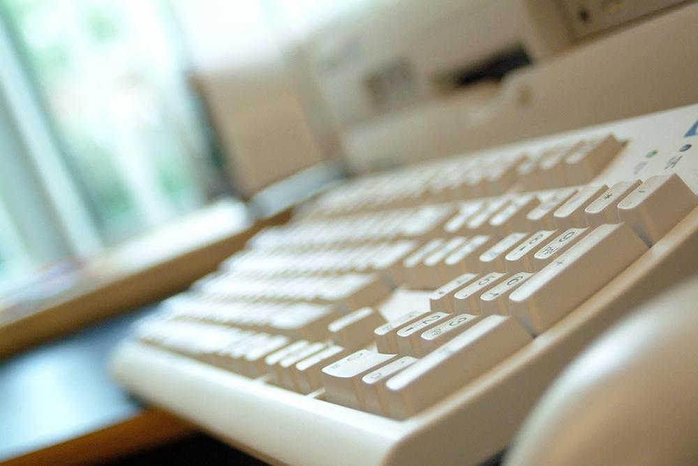 Компьютерная клавиатура