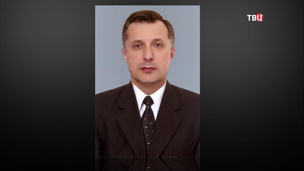 """Экс-депутат от """"Партии регионов"""" Станислав Мельник"""
