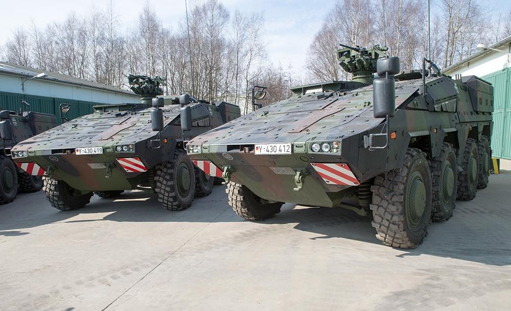 Немецкая военная техника