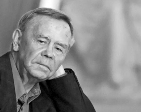 Писатель Валентин Распутин