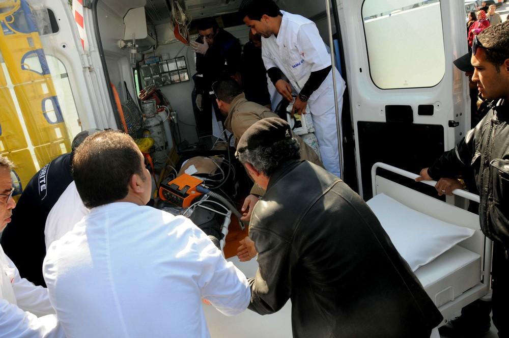 Скорая помощь в Тунисе