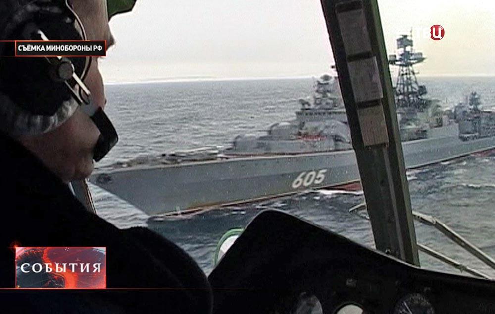 Экипажи истребителей Су-27