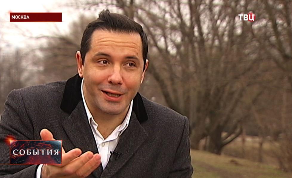 Актёр Александр Никитин