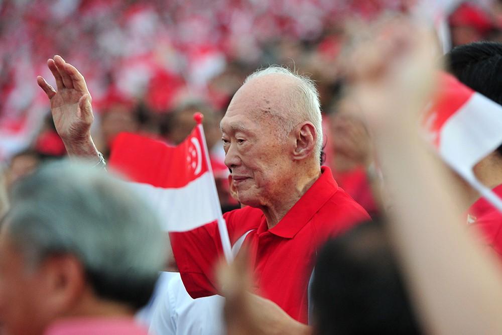 Первый премьер-министр города-государства Сингапур Ли Куан Ю