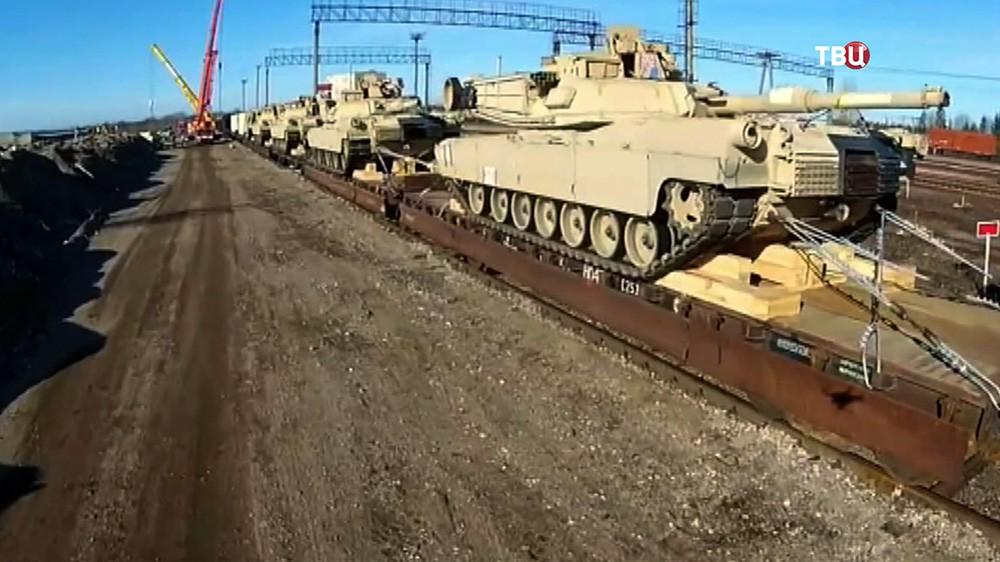 Военная техника армии США