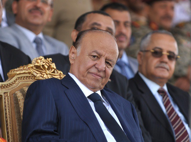Президент Йемена Абд Раббо Мансур Хади
