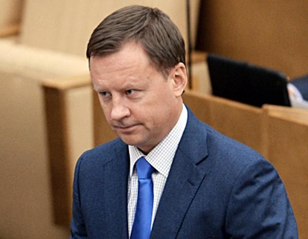 Член комитета Государственной Думы РФ по безопасности и противодействию коррупции Денис Вороненков