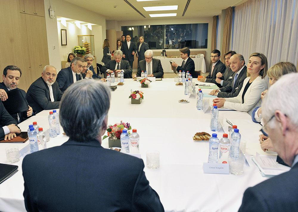 Переговоры по иранской атомной программе