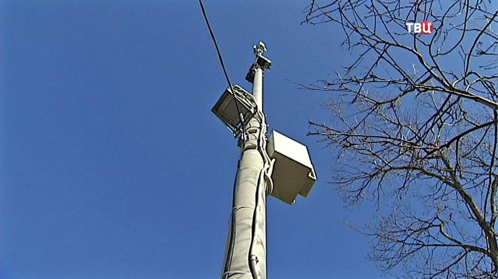 Опоры сотовой связи